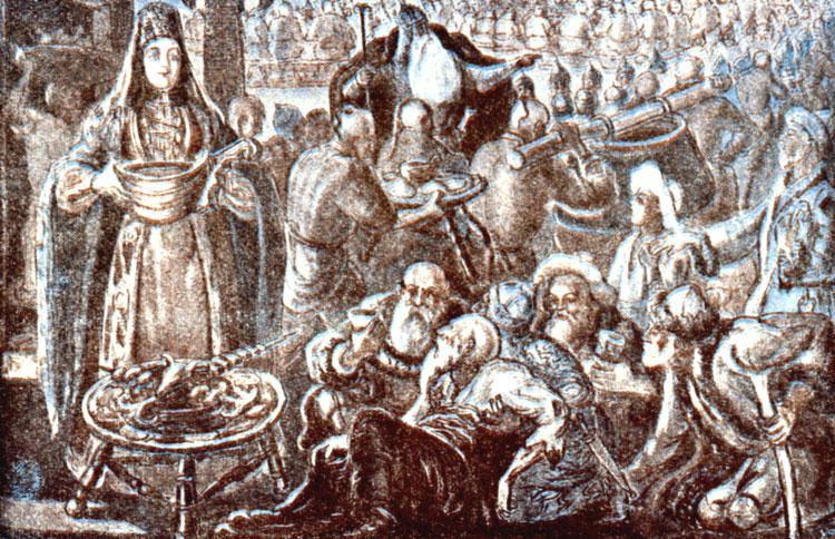 Пир Урызмага