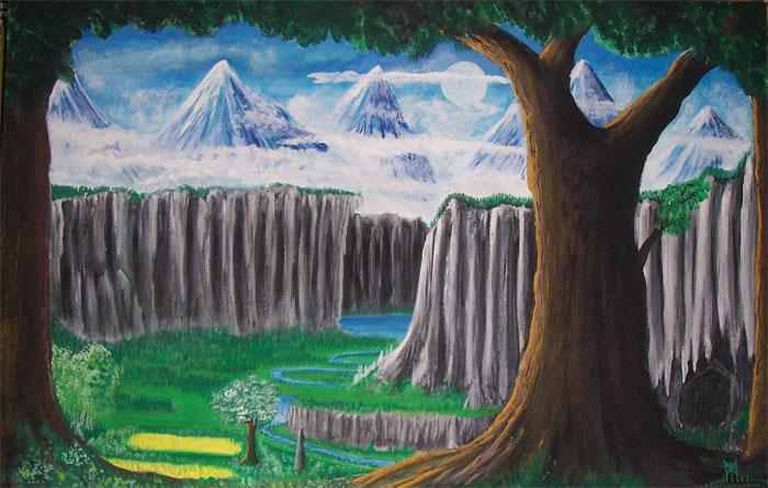 Ванахейм - мир богов плодородия и природы